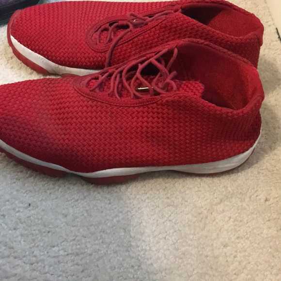 Jordan Shoes | Jordan Futures Red